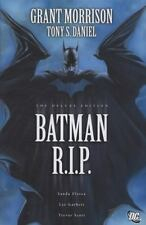 Batman : R. I. P. by Grant Morrison (2009, Hardcover)
