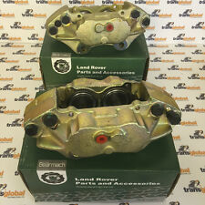 Land Rover Defender 200tdi Pair Front Brake Calipers for Solid Discs - Bearmach