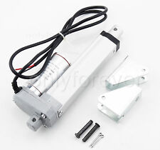Linear Actuator Motor 1500N 330LBS 100mm Electric Industry Auto Car Lift 12V