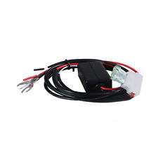 Daytime Running lights (DRL) Auto switch relay Dimming Dims DRL