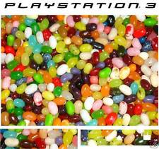 PlayStation 3 JELLY BEAN Vinyl skin sticker ps3 sticker