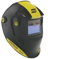Welding Helmet Mask ESAB Warrior Tech black Shade 9-13 Auto Darkening