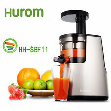 New Hurom Slow Juicer Extractor HH-SBF11 2nd Generation Fruit Made in KOREA