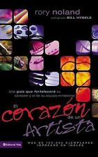 El Corazon de un Artista (Spanish Edition), Noland, Rory, Very Good Book