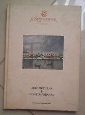SEMENZATO CASA D'ASTE ARTE MODERNA E CONTEMPORANEA 1999