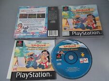 Sega Dreamcast Console Game - Lilo & Stitch Trouble in Paradise