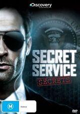 Secret Service Secrets DVD NEW