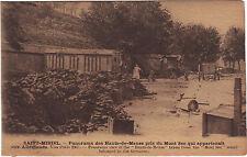 55 - cpa - ST MIHIEL - Panorama des Hauts-de-Meuse pris du Mont Sec