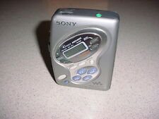 SONY WALKMAN AM FM CASSETTE PERSONAL PLAYER WM-FX281 EXCELLENT SHAPE
