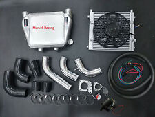 Water to air intercooler kit for Nissan Patrol TD42 03-07 bolt on !
