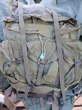 PRICE DROP!!! GOTTA GO!!! MOVE EM OUT!! US ARMY LC-1 ALICE FIELD PACK WITH FRAME