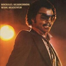 Wide Receiver [Expanded] by Michael Henderson (CD 2014, Funky Town) BRAND NEW