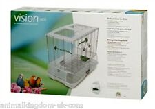 Hagen Vision Cage M01 Single Height For Small Birds Budgies Canaries Finches