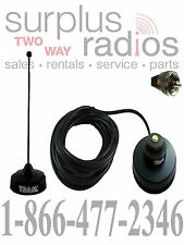 BLACK VHF MAGNET MOUNT ANTENNA KIT ICOM MOBILE F5011 F5021 F5061 F1721 F2821