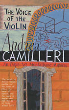 The Voice of the Violin by Andrea Camilleri (Paperback, 2006) New Book