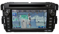 Chevy Silverado Avalanche GMC Yukon XL Sierra Radio NAVIGATION DVD CD 25966513