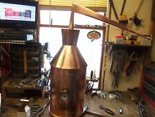 7 Gallon Copper Moonshine Still By Ron Yurcak