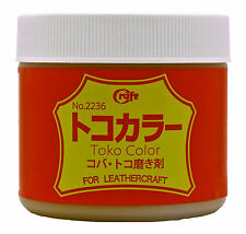 Craft Sha Leathercraft Tragacanth Substitute Antique Leather Burnish Gum 100ml