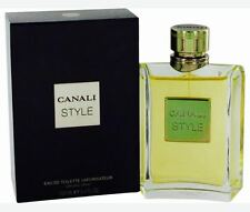 CANALI STYLE 3.4oz - 100ml EDT Eau de Toilette SPRAY Men NEW & SEALED (A10