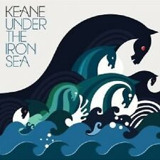 "KEANE ""UNDER THE IRON SEA (GERMAN VERSION)"" CD NEUWARE"