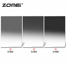 150x100MM Glass Neutral Density Grey ND2 4 8(0.3,0.6,0.9) Filter Kit for Cokin Z