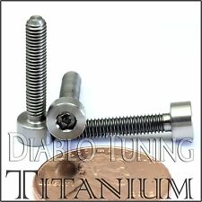 TITANIUM M3 x 16mm - DIN 912 SOCKET HEAD Cap Screw SHCS Ti Hex Allen Bolt Metric