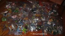 Anime Authentic DragonBall Z LARGE 49 Lot Capsule Gashapon Figure 4 Full Sets +