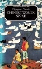 CHINESE WOMEN SPEAK (TRAVELLER'S S.), DYMPHNA CUSACK, Used; Good Book