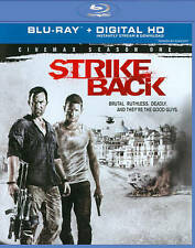 Strike Back: Cinemax Season 1 (bd) [blu-ray]  + Digital Code**