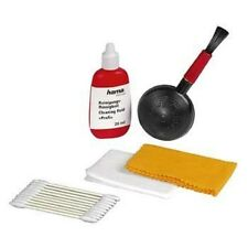 Hama 5 Piece Camera Optical Cleaning Kit inc Blower Brush Lens Fluid and Tissues