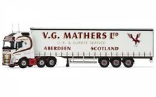 Volvo FH Curtainside Trailer - V.G. Mathers  (Aberdeen Scotland)