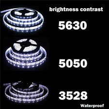 10M 5M 5630 5050 3528 Led Strip SMD Leds Bright Flexible Lights Lamp Tape DC 12V