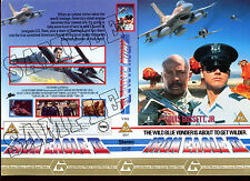 Iron Eagle II - Louis Gossett Jr - Video Promo Sample Sleeve/Cover #16600