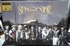KPOP SUPER JUNIOR MAMACITA JPN Ver.:Deluxe Package Limited Edition w/ photo card