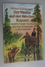 """Le pasteur exéc du mauvais verrière """"Histoires de l'les monts Métallifères le haut-allemand"""