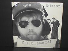 Harry Nilsson NEW SEALED LP vinyl record Duit On Mon Dei  cut out