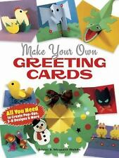 Make Your Own Greeting Cards by Steve Biddle and Megumi Biddle (2013, Paperback)