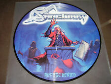 SANCTUARY - Refuge Denied - Picture Disc LP - Limited to 300 copies only -