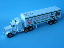 Matchbox Convoy Kenworth Box Truck Mica 1990 Coach Labels