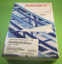 Autodesk AutoCAD LT 2010 Upgrade CAD Software deutsch in OVP