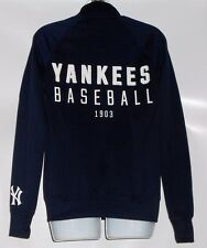 Victoria's Secret Pink Limited Edition MLB New York Yankees Full Zip Jacket L