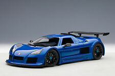 Gumpert Apollo, Blue, 1:18TH Scale AutoArt 71303
