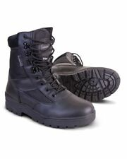 Security Patrol Police Army Cadet Boot Size 9