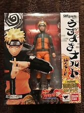 Authentic Bandai S.H. Figuarts Naruto Uzumaki Sage Sennin Mode USA Seller