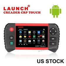 US Stock Launch CRP TOUCH OBD2 Car Scanner Android System Ugradable UPS Shipping