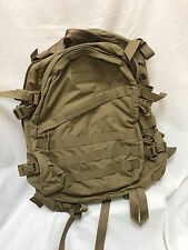Eagle Industries MOLLE A-III 3 Day Assault Pack Coyote 500D Backpack Corder LE