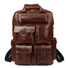 Mens Leather Backpacks – TrendBackpack