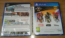 New Sealed Disney infinity 3.0 Star Wars GAME ONLY Sony PlayStation 4 PS4