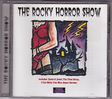 The Christopher Emory Company - The Rocky Horror Show - CD (8809-2 CMC)
