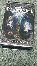 Anime- Death Note- Playing Cards- Officially Licensed- Viz Media- Shonen Jump